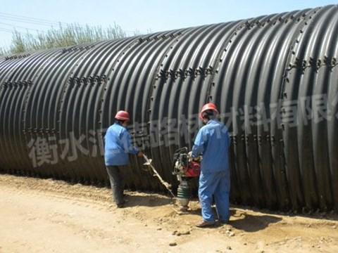 青海省海南州兴海县波纹管涵工程项目