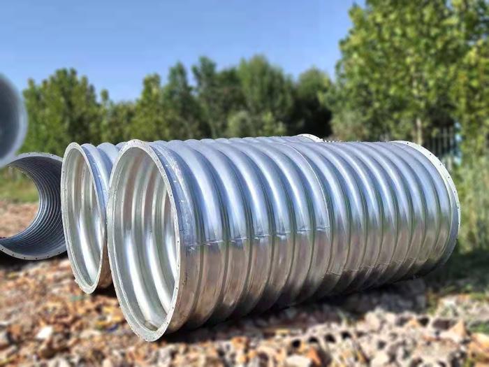 整装钢波纹管产品优点