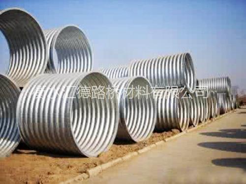 湖北十堰市环城公路钢波纹管涵改扩建工程